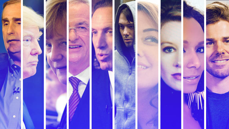 <p>This year, we witnessed trailblazing CEOs push gender and diversity boundaries, while other leaders struggled and fell amid controversy.</p>