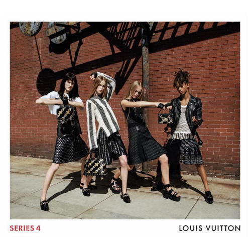 <p>Iconic fashion brand Louis Vuitton has named Jaden Smith the face of its womenswear brand</p>