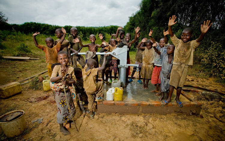 <p>Charity: Water has decided to open up its sensor software, so other non-profits can use it as well.</p>