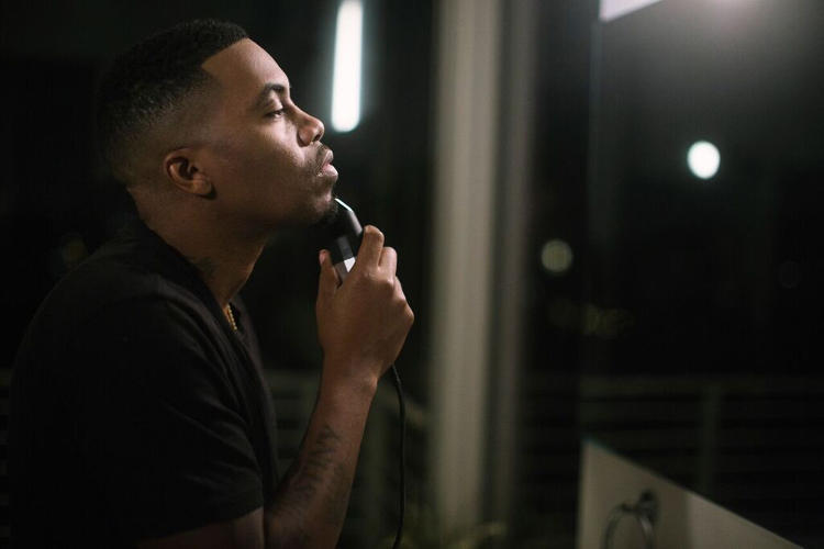 <p>Nas, who popularized the half-moon part, will be a brand ambassador for the Bevel Trimmer.</p>