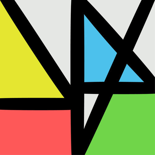 <p>New Order Music Complete</p>