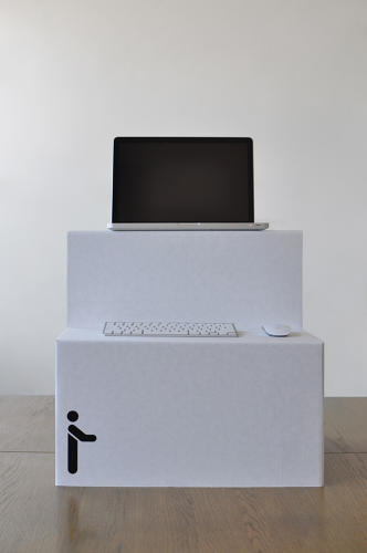 This 25 Cardboard Sit Stand Desk Means You No Longer Have