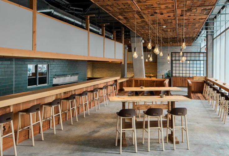 <p>This is The Perennial, a new restaurant in San Francisco that aims to be, as the founders put it, &quot;the most environmental ever.&quot;</p>