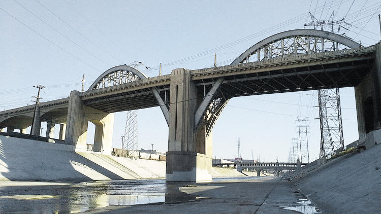 <p>From organized wakes to impromptu celebrations to video montages, the city of L.A. has been intent on giving the crumbling bridge a proper send-off.</p>