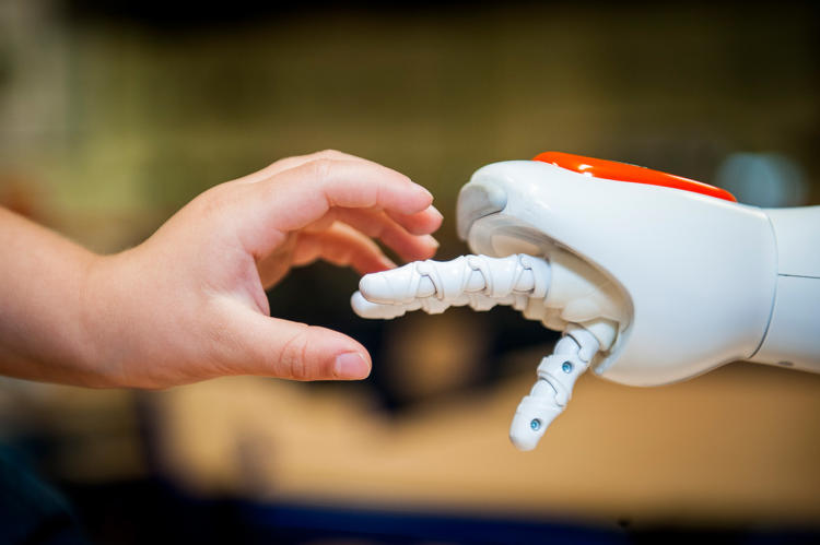 <p>Could robots help fill in the gaps where human teachers can't be?</p>