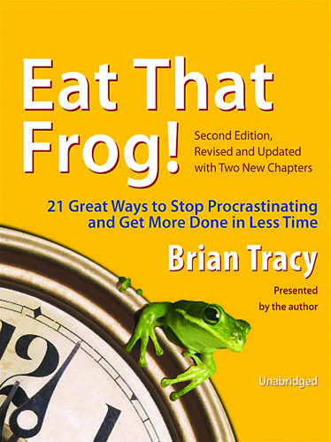 <p>21 anti-procrastination strategies that hammer home the argument that, like eating a frog, you're better off just getting it over with.</p>