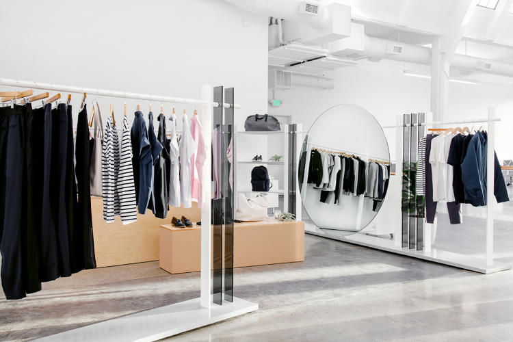 <p>While Everlane says they don't have concrete plans to open brick and mortar stores, they will be opening a similar showroom in their New York offices.</p>
