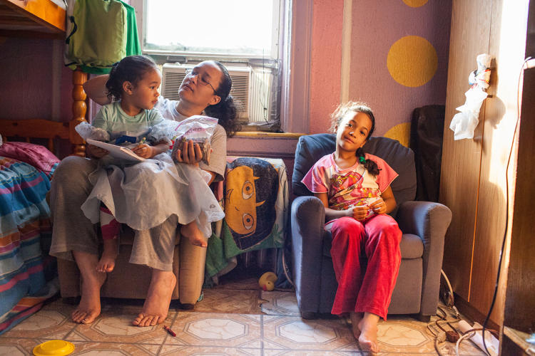 <p>Dina Garcia is a 42 year-old mother of two little girls and a 26 year-old son with three children of his own.</p>