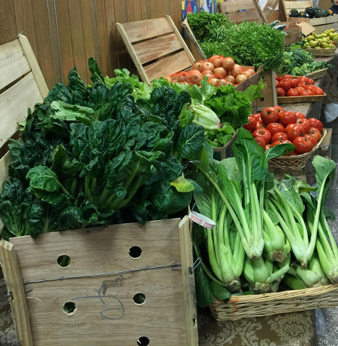<p>The market is also open to everyone, not just low-income families.</p>