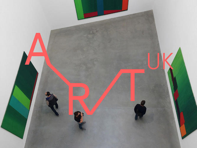 <p>Pentagram developed a new brand for Art UK.</p>