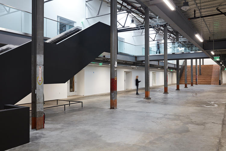 <p>A new complex of art studios and galleries will be subsidized by on-site, high-end art storage for rich collectors.</p>