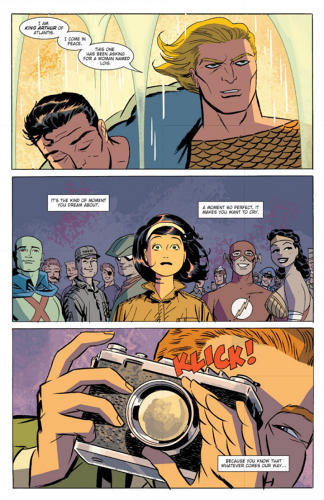 <p>Some samples from the vast catalogue of comic artist Darwyn Cooke, who passed away this weekend.</p>