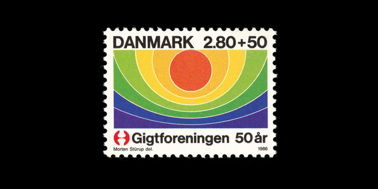 <p>Denmark, 1986; Designed by Morten Stürp</p>