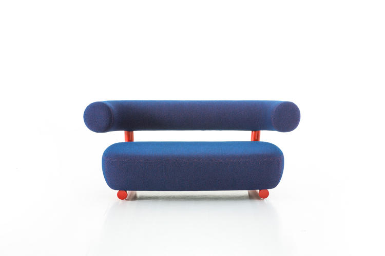 <p>Pipe sofa for Moroso</p>