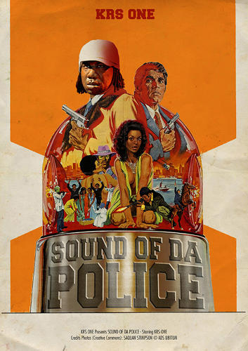 <p>KRS-One's &quot;Sound of the Police&quot;</p>