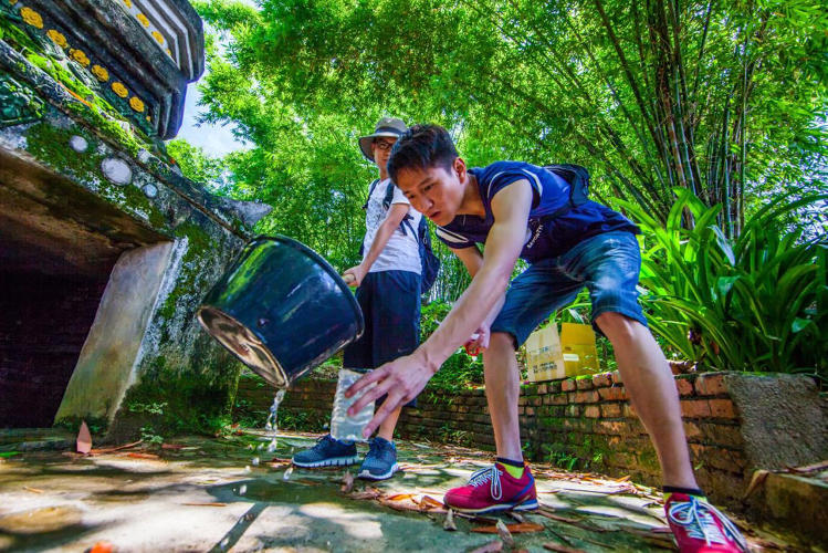 <p>Charlene Ren, a Chinese activist, has created the MyH2O's Water Mapping Network.</p>