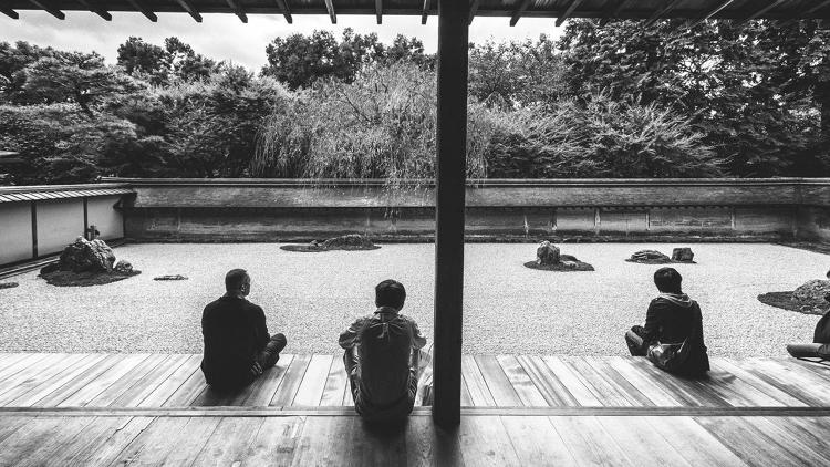 <p>Writer Michael Grothaus adopted a monthlong regimen zen meditation, then shared how it affected him.</p>