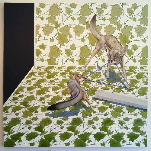 <p>In an art show called (non)NATIVE,  artist-in-residence Jane Kim considers how the unnatural history of Golden Gate relates to the city as a whole.</p>