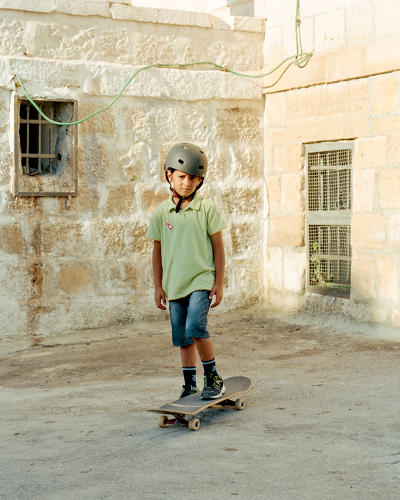<p>Once word spread about being able to use skateboards for free, younger kids would often turn up on their own looking for lessons.</p>