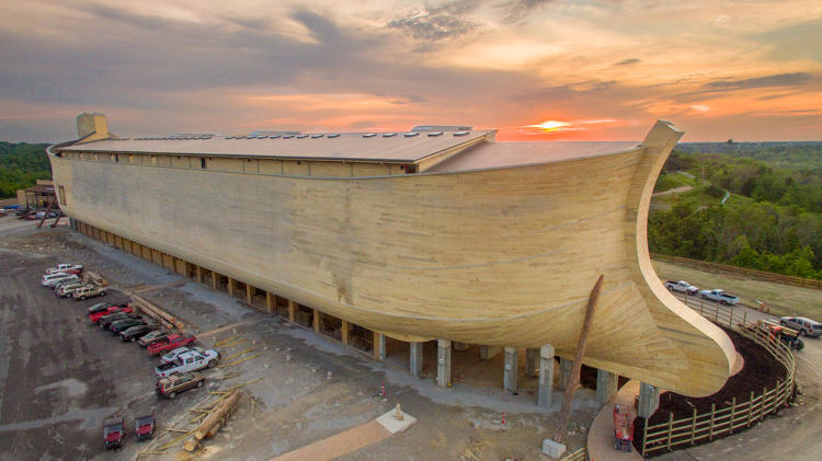 Building A New Noah S Ark