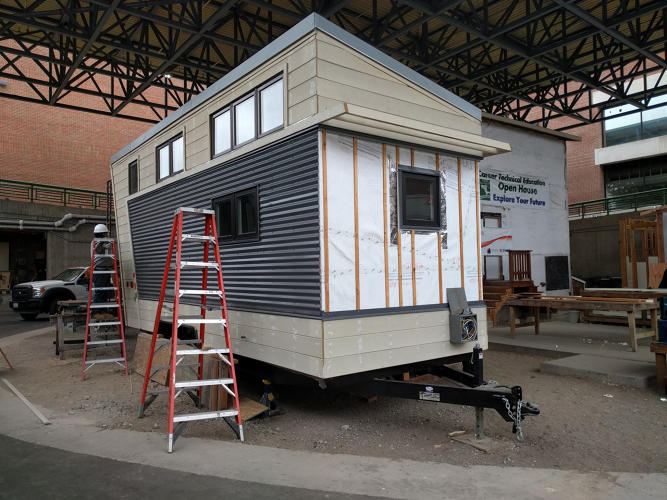 <p>Other cities, including Seattle, Austin, and Madison, Wisconsin, have also experimented with tiny-house villages for the homeless.</p>