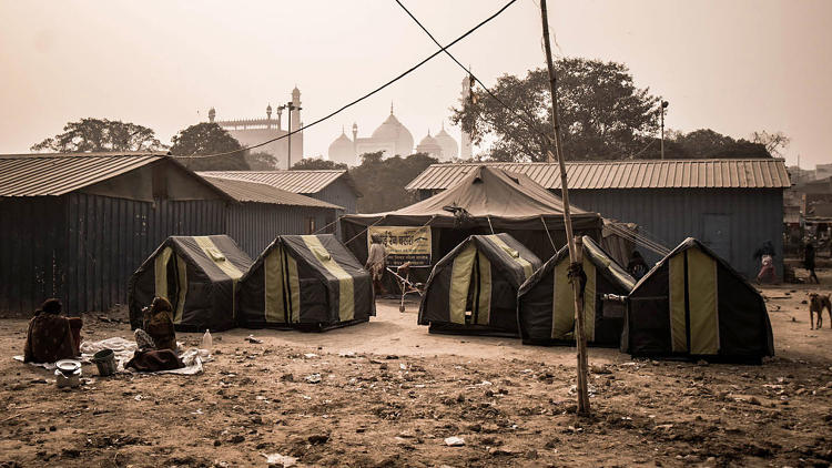 <p>After their pilot tests, they're also hoping to make the shelters bigger, add solar lights and cell phone chargers...</p>