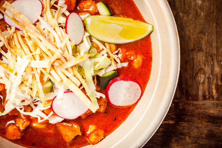 <p>They worked with mothers in South L.A. to create a menu that reflected what they might want to cook themselves if they had more time.</p>