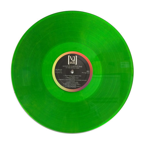 <p>This is a transparent neon-green edition.</p>