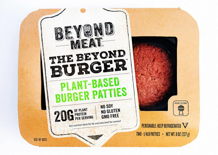 <p>Ethan Brown, founder of Beyond Meat, says that the key to creating a meatlike experience using plants is replicating the composition of real meat.</p>