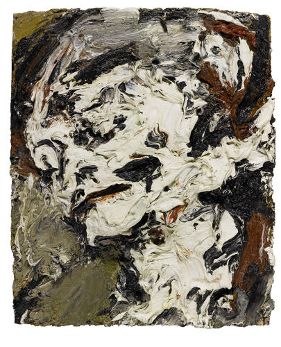 <p>Auerbach, Head of Gerda Boehm (1965)</p>