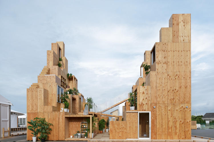 <p>The leasing company Daito Trust Construction and architect Sou Fujimoto reimagined the traditional apartment complex to be more communal.</p>