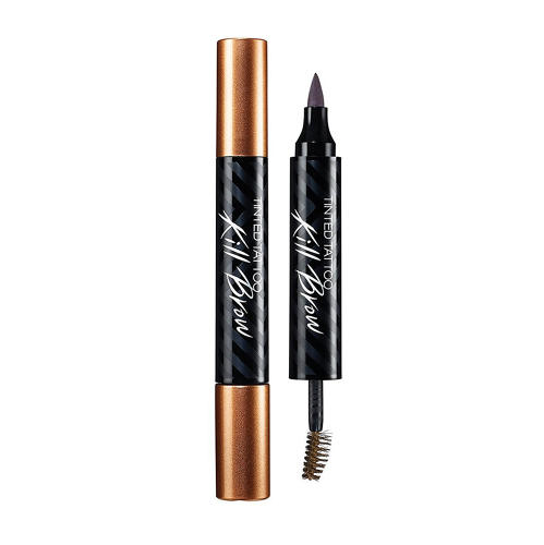 <p>Clio's Tinted Tattoo Kill Brow + Pouch lets you fill in sparse areas for a look that can last up to 7 days ($25, viaseoul.com).</p>