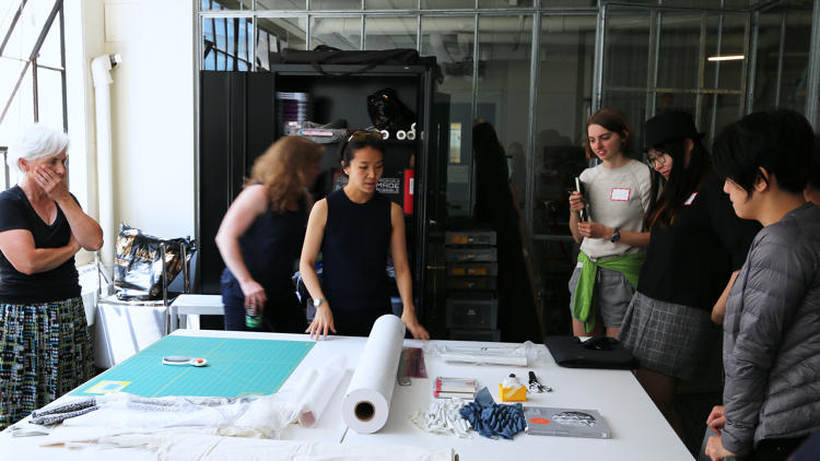 <p>This is the third year for the Open Style Lab, a 10-week summer program hosted at MIT.</p>