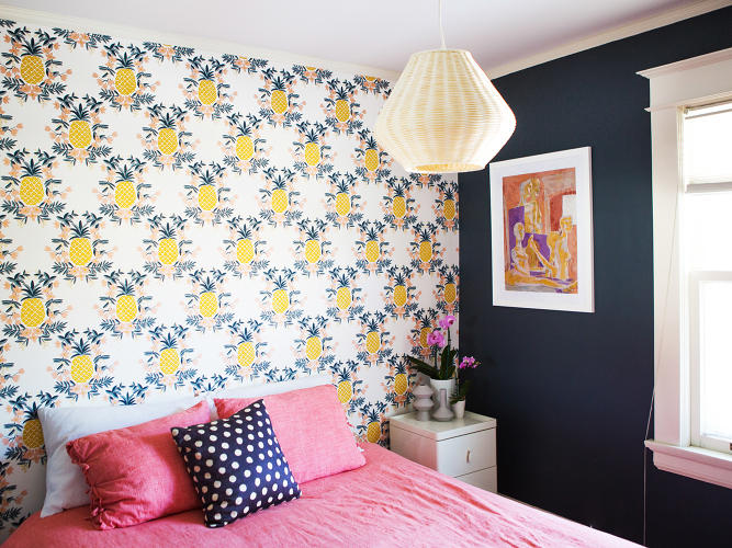 <p>According to Hygge &amp; West, pineapples &quot;symbolize friendly hospitality and a warm welcome to guests.&quot;</p>