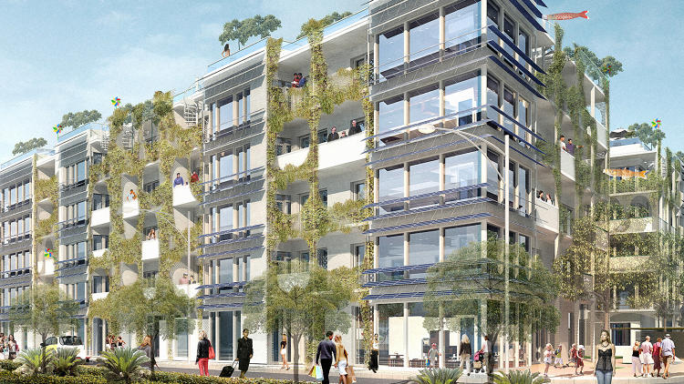 <p>Heidelberg Village will never use more than 15 kilowatt-hours of energy for heating per square meter in a year.</p>