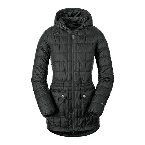 <p>Women's Down Super Sweater Parka from EB Originals.</p>