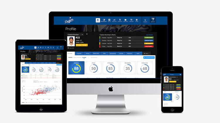 <p>Websites &amp; Platforms: <a href=&quot;https://www.fastcodesign.com/product/kinduct&quot; target=&quot;_self&quot;>Kinduct</a>. Kinduct is a responsive software system developed to optimize athletes' performances. By aggregating data from external sources like electronic medical records, and combining it with proprietary assessment trackers, the platform's visualizations and analysis can help determine the most effective training and treatment strategies for individual players, rather than a more traditional team-wide approach. The Golden State Warriors were one of the first NBA organizations to adopt the tool, and their consistent performance through the 2015 and 2016 seasons shows Kinduct's vast potential.</p>