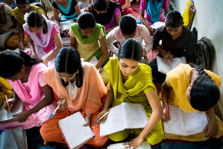 <p>Room to Read runs its Girls Education Program in nine countries.</p>