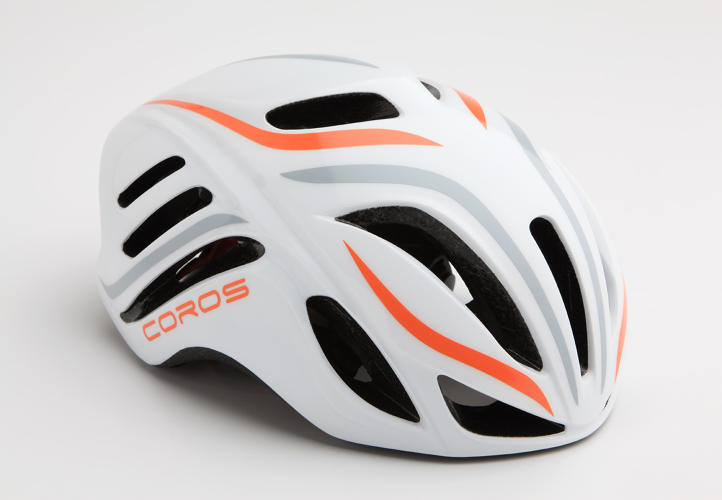 <p>The helmet, called Linx, connects via Bluetooth to your smartphone and comes with a tiny smart remote that mounts on your handlebar.</p>