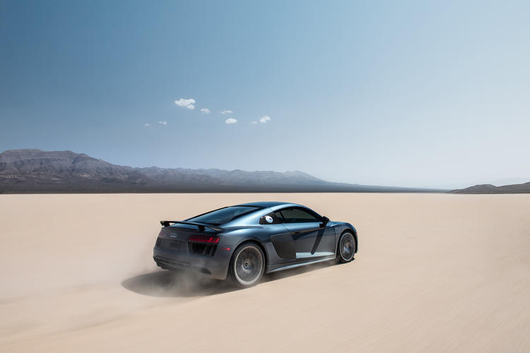 A Test Drive Through Death Valley Audi And Airbnb Are Going To Make It Happen Co Create