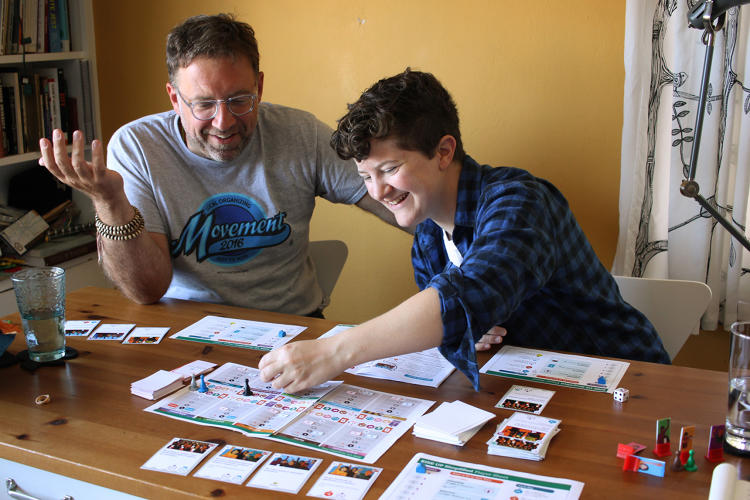 <p>Even Monopoly was originally created to teach players about inequality and the problems capitalism can create.</p>