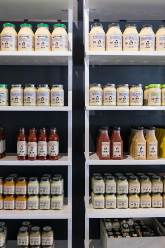 <p>Sir Kensington's product line has grown beyond ketchups to include mustard, mayonnaise, and the chickpea-based fabanaise.</p>