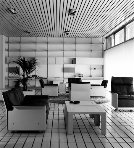 <p>The new Vitsoe showroom, Frankfurt, around 1971.</p>