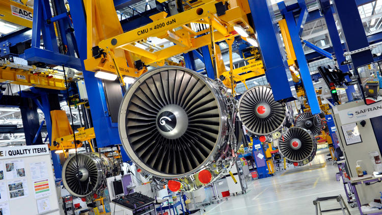 <p>What began as an Excel sheet became a tool that streamlined GE's Aviation division.</p>