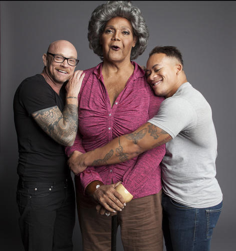 <p><strong>Buck Angel</strong>, <strong>Major Griffin Gracy</strong>, and <strong>Shane Ortega</strong></p>