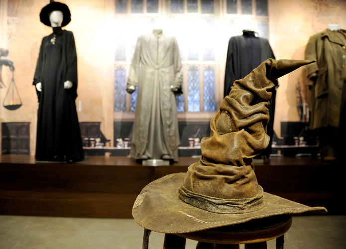 <p>The Sorting Hat (<em>Harry Potter</em>)</p>