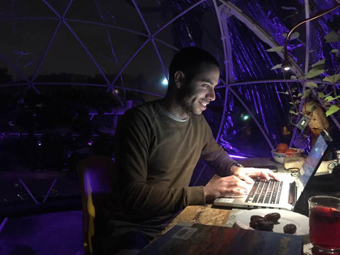 <p>Mars Farm Odyssey is a group of urban farmers, food entrepreneurs, bio-hackers, and others who want to figure out how space farming should work.</p>