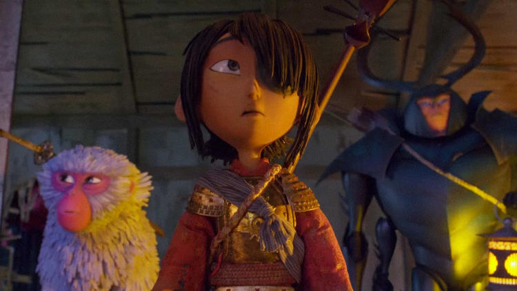 <p>Kubo and the Two Strings</p>