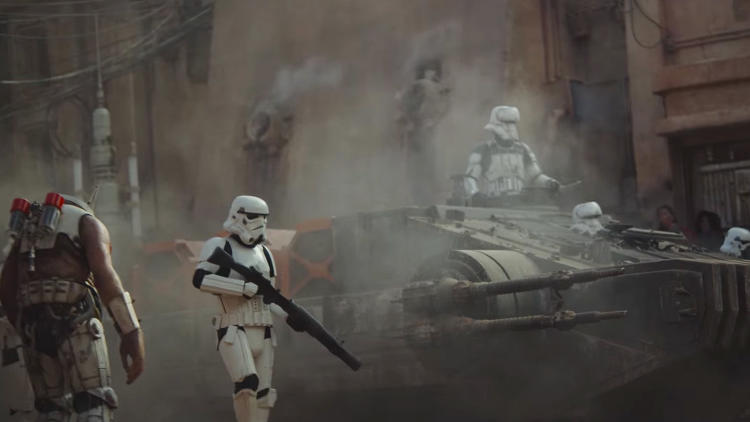 <p>Rogue One</p>