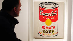 Andy Warhol's Iconic Prints Are Worth Millions, But At Least You Can Still Afford A Can Of Campbell's